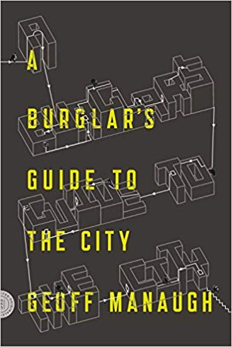 Cover for A Burglar's Guide to the City