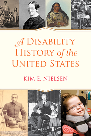 Cover for A Disability History of the United States