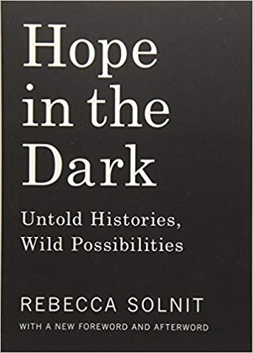 Cover for Hope in the Dark