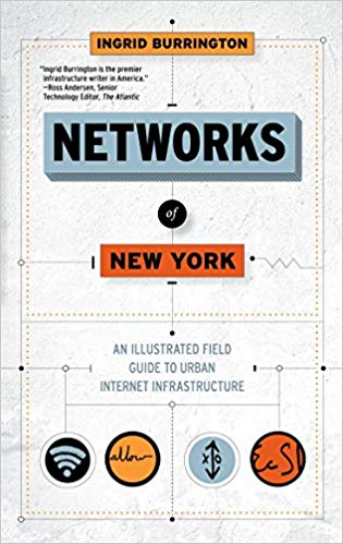 Cover for Networks of New York
