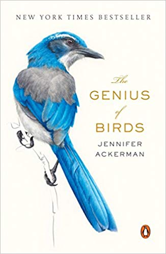 Cover for The Genius of Birds