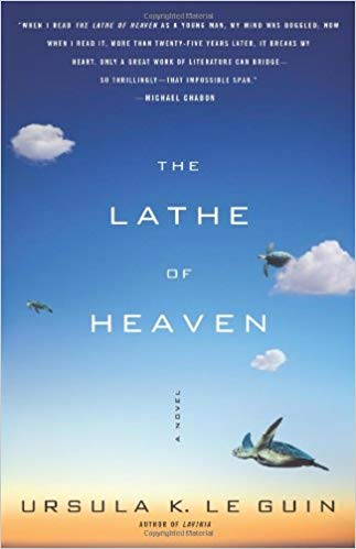 Cover for The Lathe of Heaven