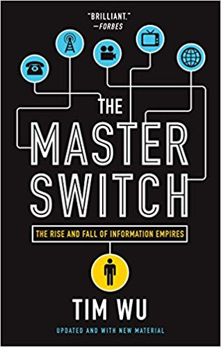 Cover for The Master Switch