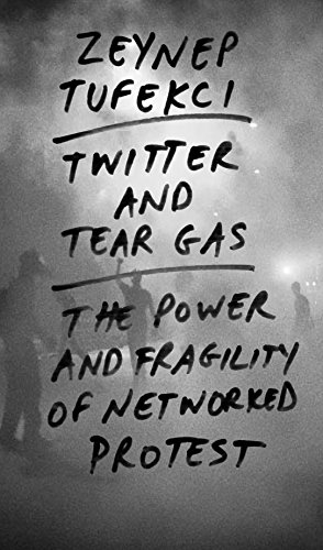 Cover for Twitter and Tear Gas