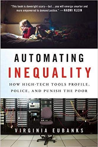 Cover for Automating Inequality