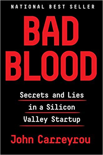 Cover for Bad Blood