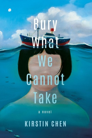 Cover for Bury What We Cannot Take