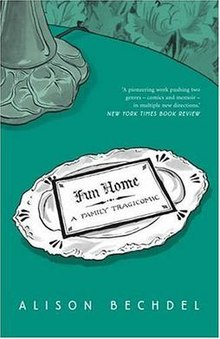Cover for Fun Home