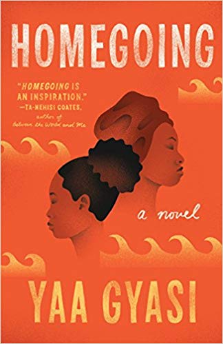 Cover for Homegoing