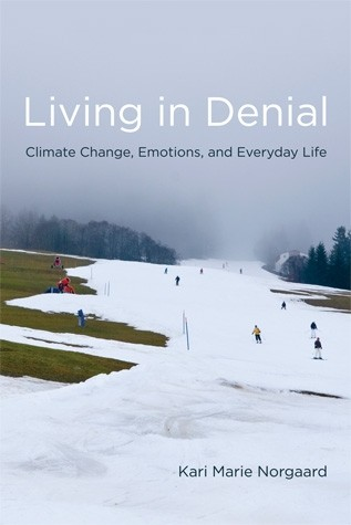Cover for Living in Denial