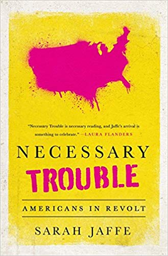 Cover for Necessary Trouble