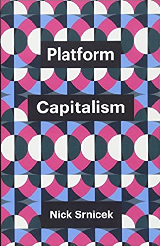 Cover for Platform Capitalism