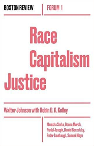 Cover for Race Capitalism Justice