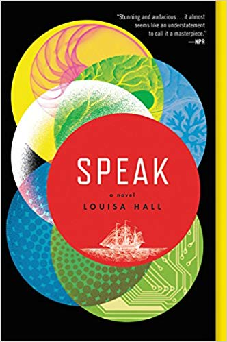 Cover for Speak