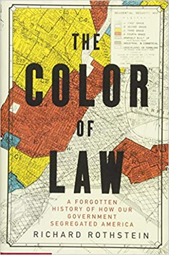 Cover for The Color of Law