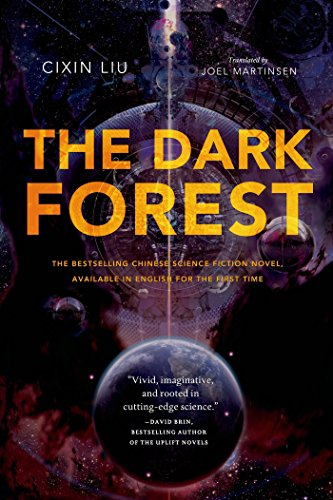 Cover for The Dark Forest