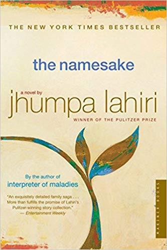 Cover for The Namesake
