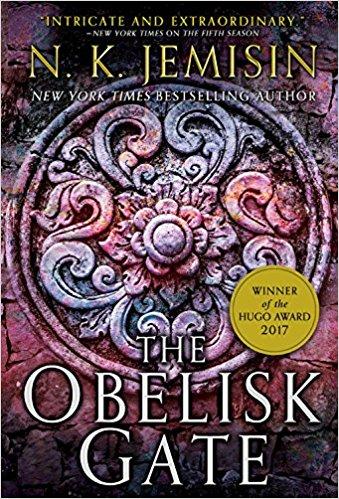 Cover for The Obelisk Gate (Broken Earth Book 2)