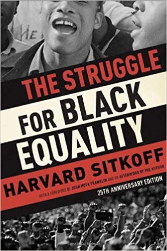 Cover for The Struggle for Black Equality