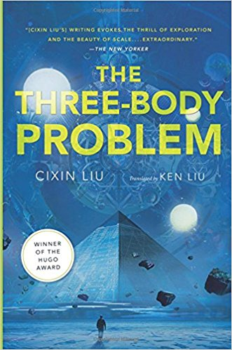 Cover for The Three-Body Problem