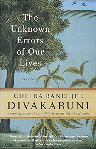 Cover for The Unknown Errors of Our Lives