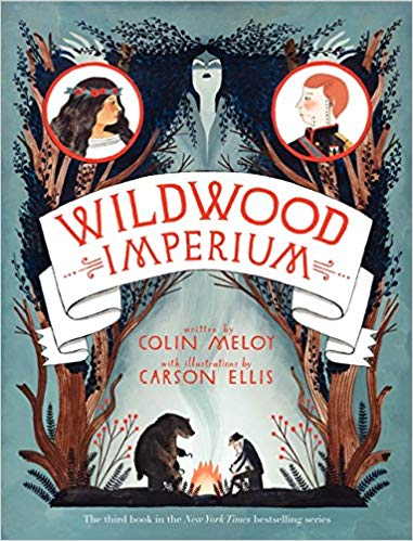 Cover for Wildwood Imperium