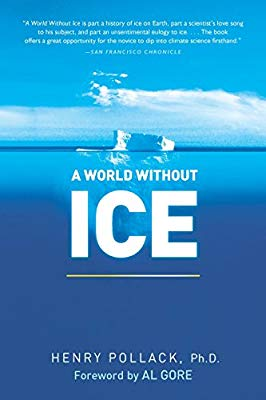 Cover for A World Without Ice