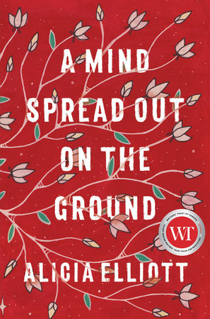 Cover for A Mind Spread Out on the Ground