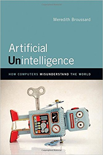 Cover for Artificial Unintelligence
