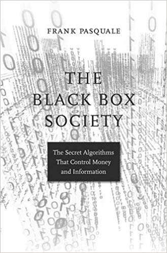 Cover for The Black Box Society