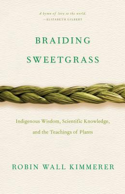 Cover for Braiding Sweetgrass