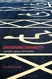 Cover for Designing Disability