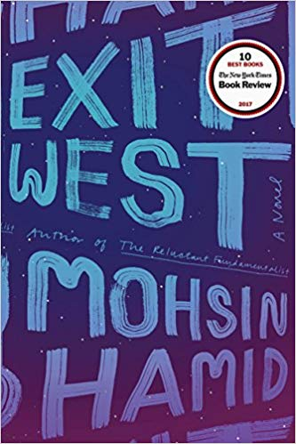Cover for Exit West