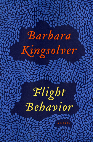 Cover for Flight Behavior