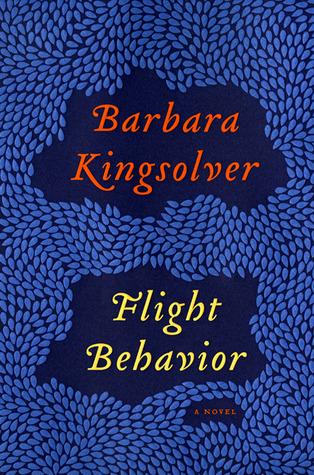 Cover for Flight Behavior