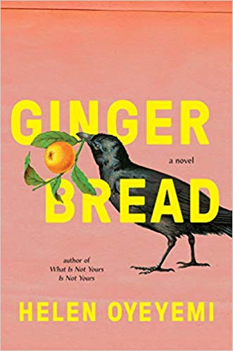 Cover for Gingerbread