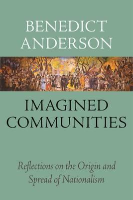 Cover for Imagined Communities