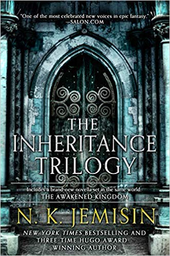 Cover for The Inheritance Trilogy