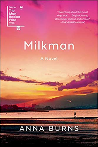 Cover for Milkman