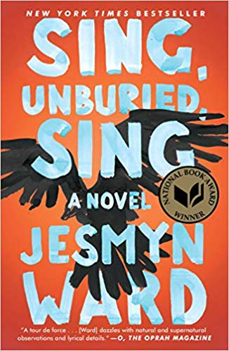 Cover for Sing, Unburied, Sing