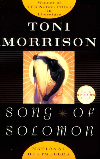 Cover for Song of Solomon