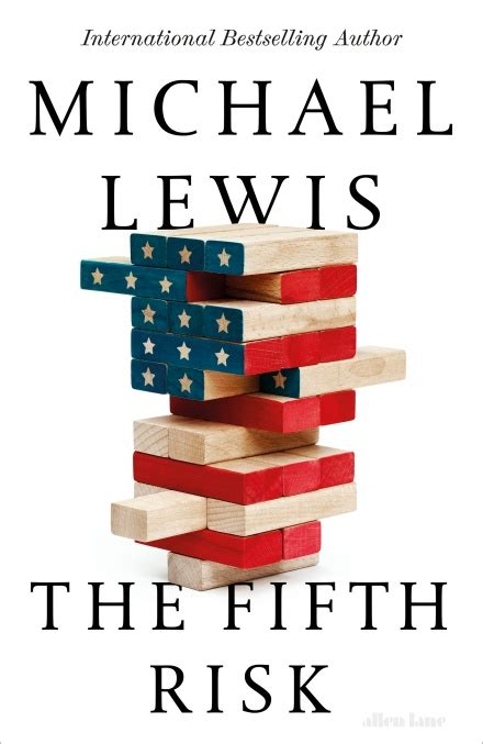 Cover for The Fifth Risk