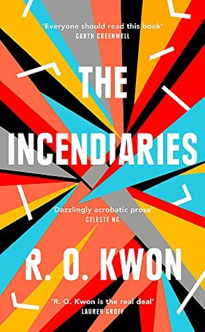 Cover for The Incendiaries
