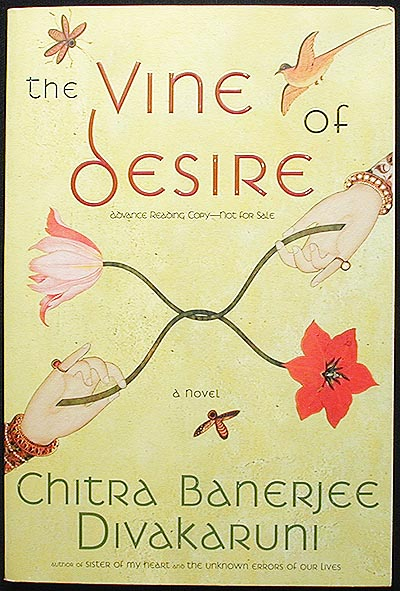 Cover for The Vine of Desire