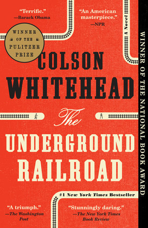 Cover for The Underground Railroad