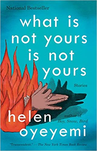 Cover for what is not yours is not yours