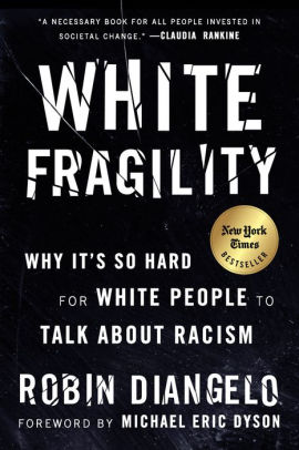Cover for White Fragility