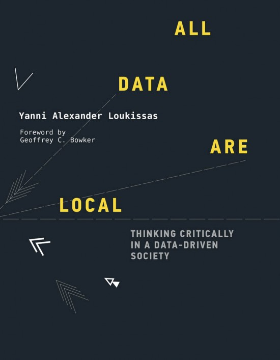 Cover for All Data Are Local