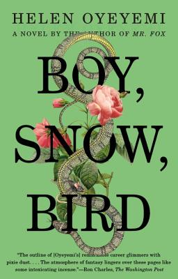 Cover for Boy, Snow, Bird