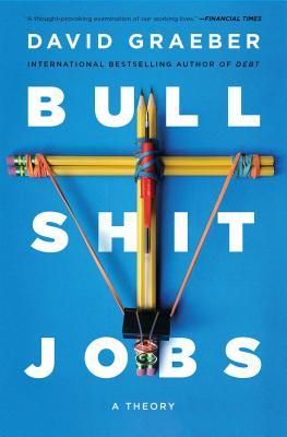 Cover for Bullshit Jobs